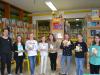 Literarni obisk v šolski knjižnici