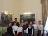 Nastop FS Veseli Marki v predsedniški palači