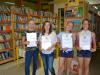 Zaključek bralnega projekta Naša mala knjižnica